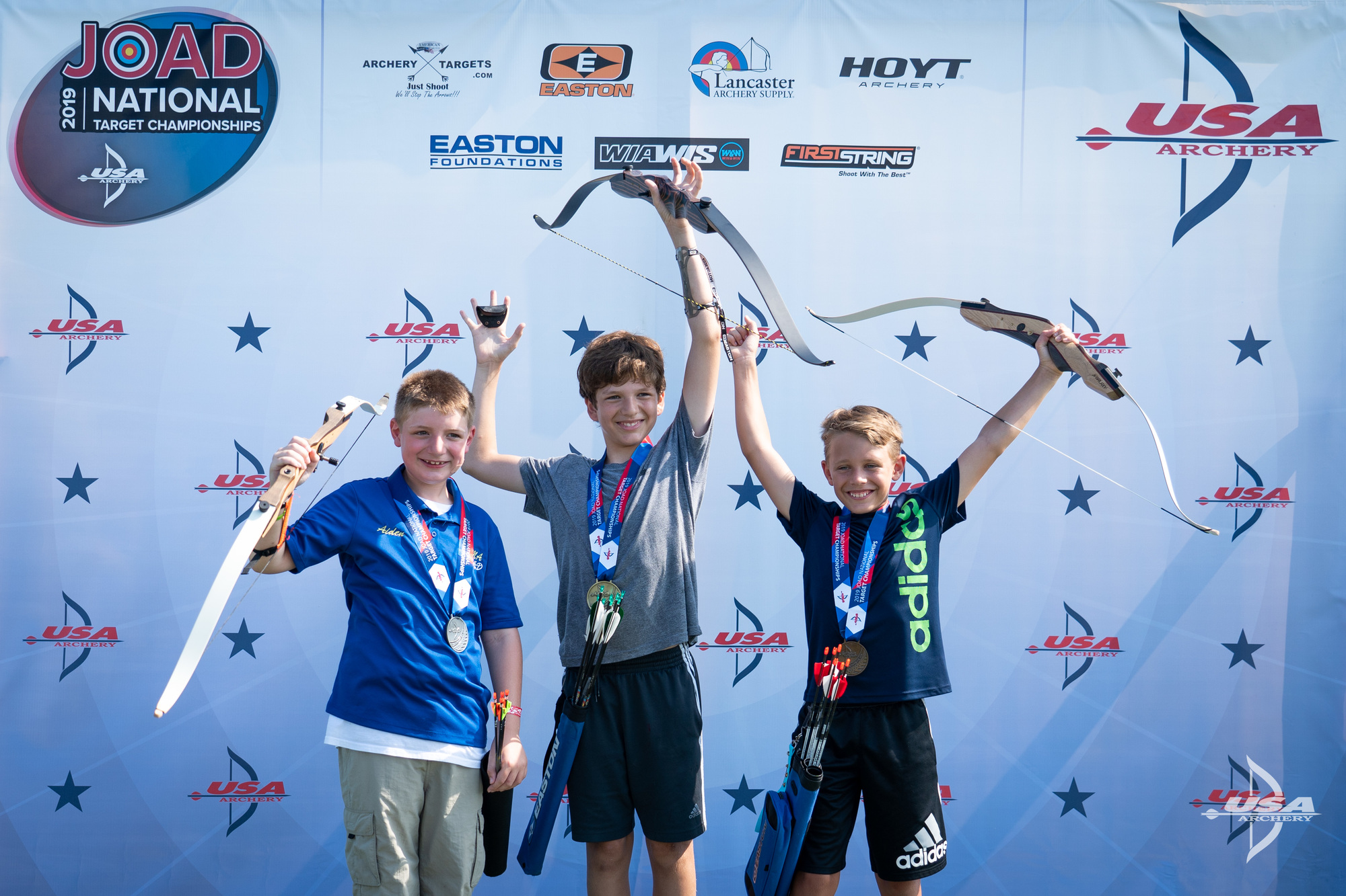 USA Archery Crowns JOAD National Champions in Raleigh