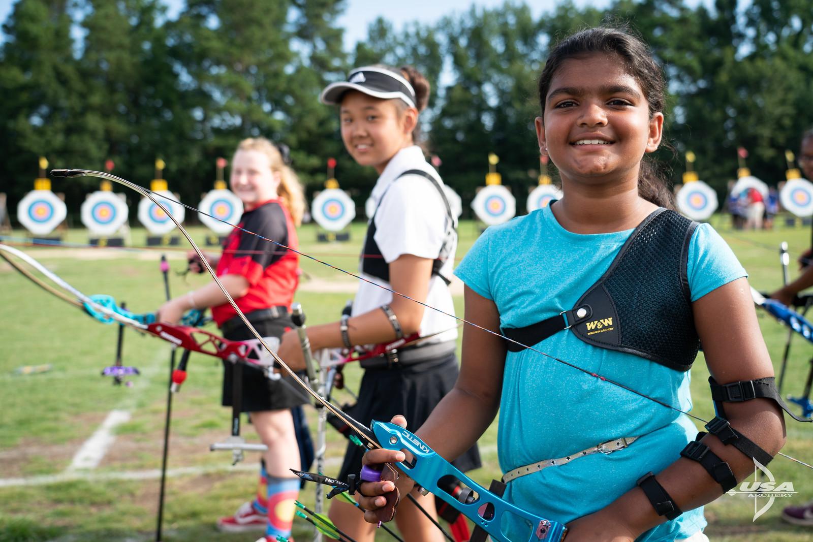 USA Archery Releases Athlete Development Model