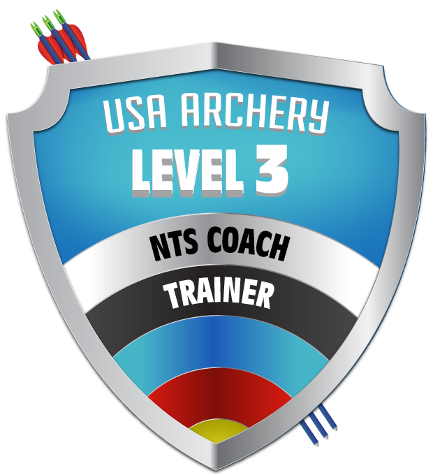 Level 3 NTS Coach Trainer Certification Icon