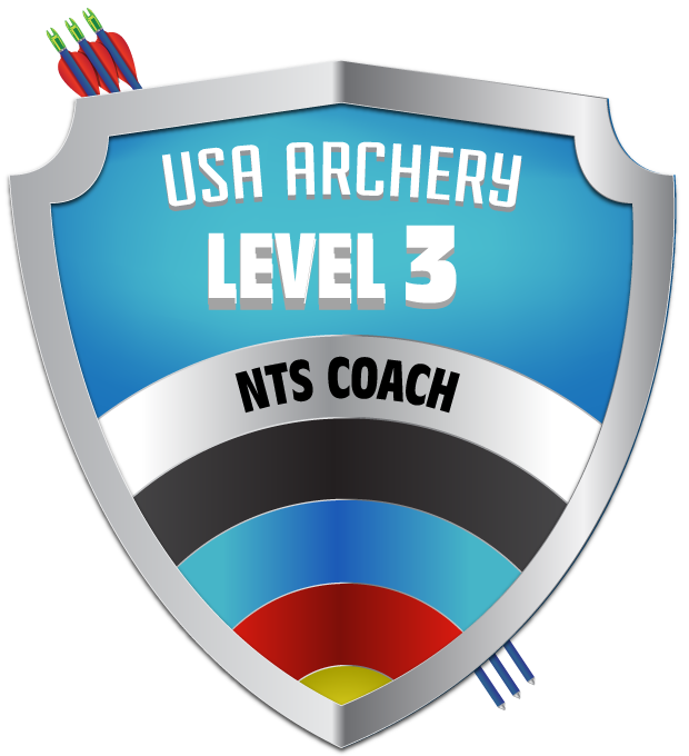 Level 3 NTS Coach Certification Icon