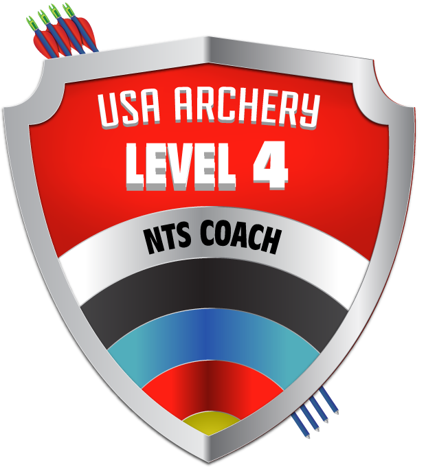 Level 4 NTS Coach Certification Icon