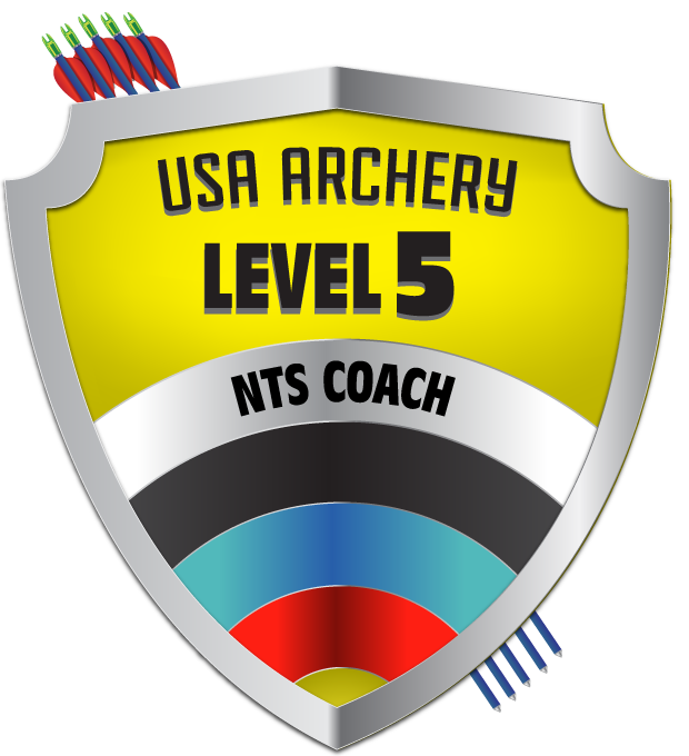 Level 5 NTS Coach Certification Icon