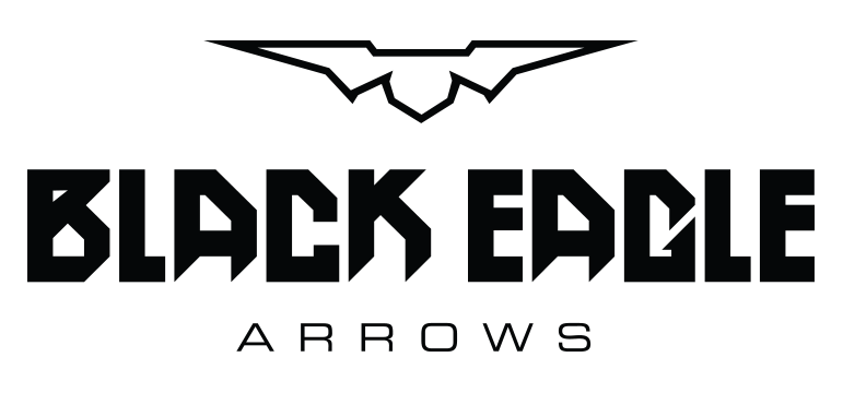 Black Eagle Arrows logo
