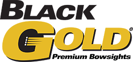 Black Gold Bowsights logo