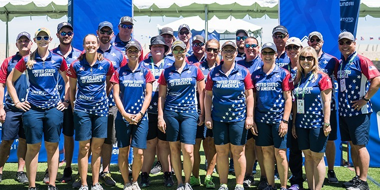 We are USA Archery